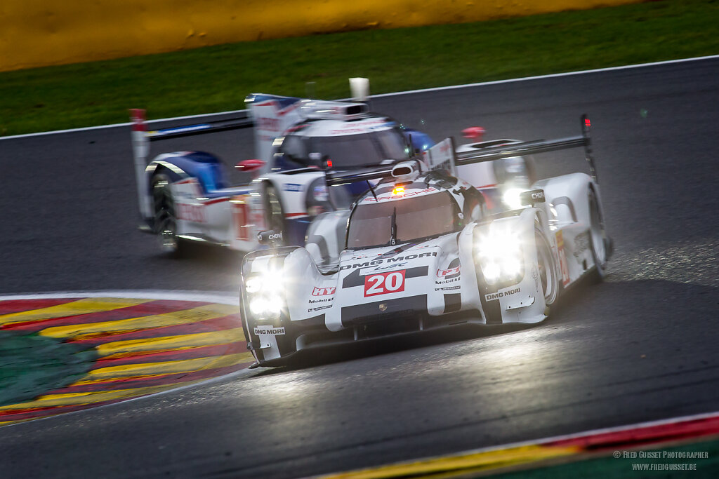 WEC 6H of Spa