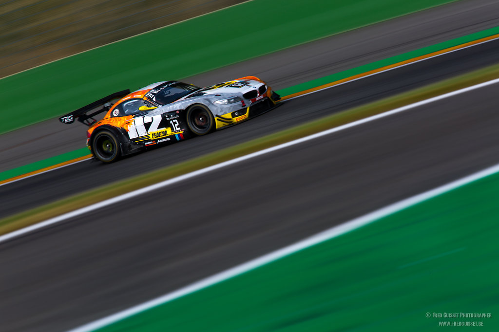 Test Day 24H Spa 2014