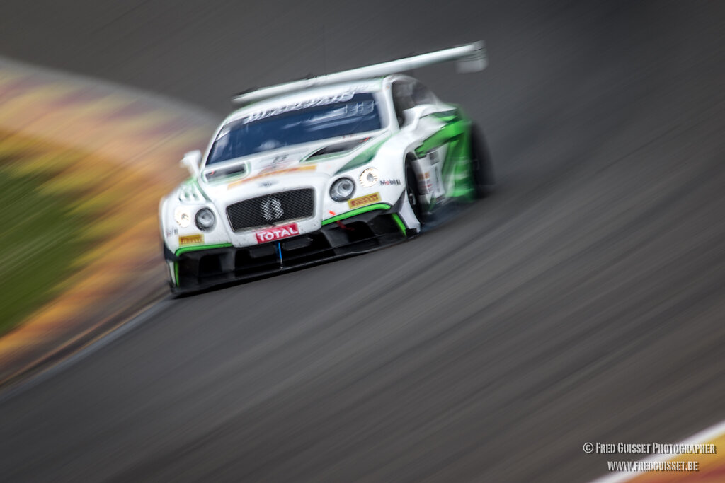 Total 24H of Spa 2017